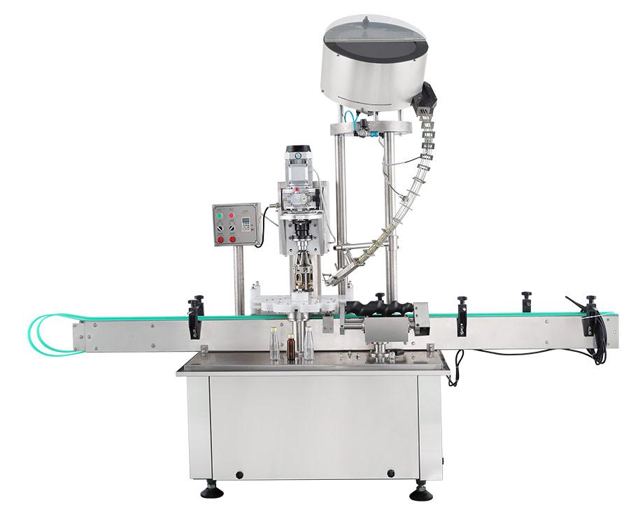 Safty Snap Capper Machine FH-SCM001