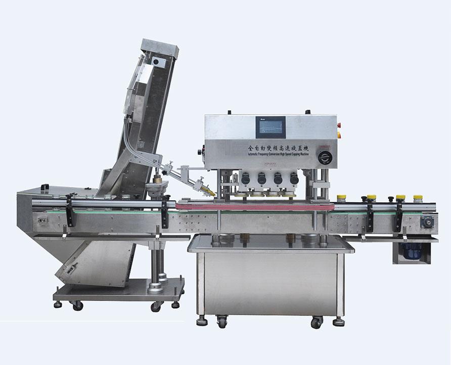 Screw Capping Machine FH-SCM008