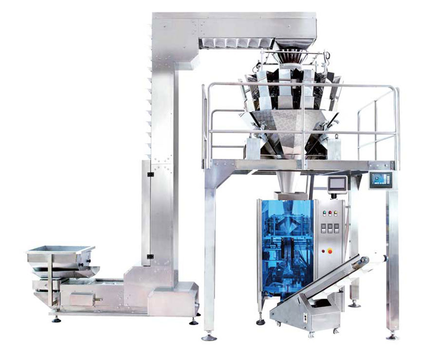 Cannabia filling machine Multihead weigher  FH-SFM014