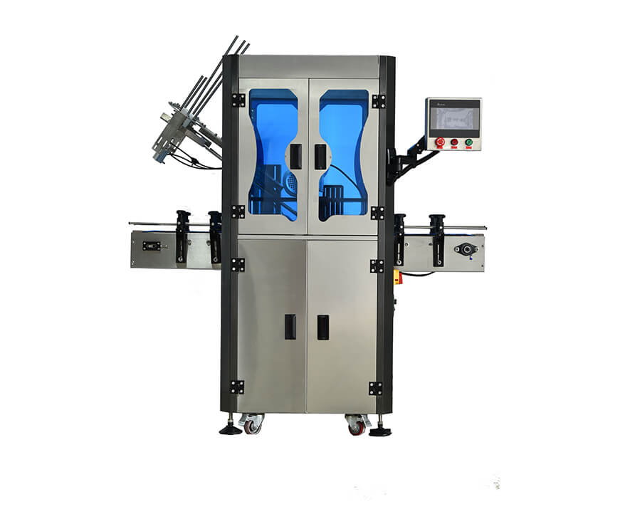 Fully Auto Dustproof Lid Capping Machine FH-DPC60