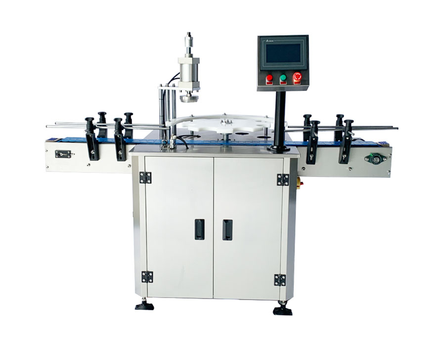 Paper Can Flanging Machine , Composite Paper Tube flanger FH-FLG3